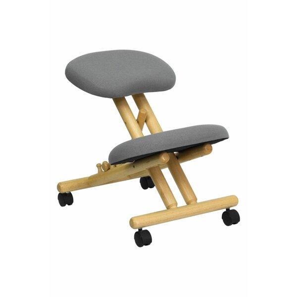 Kneeling Chair with Dual Wheel