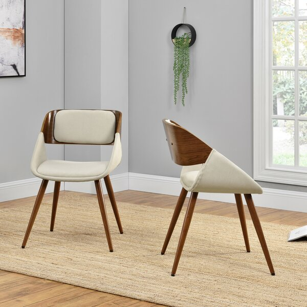 Castille Upholstered Dining Chair by George Oliver