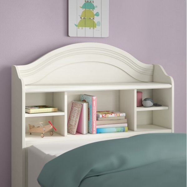 Summer Breeze Bookcase Headboard by South Shore