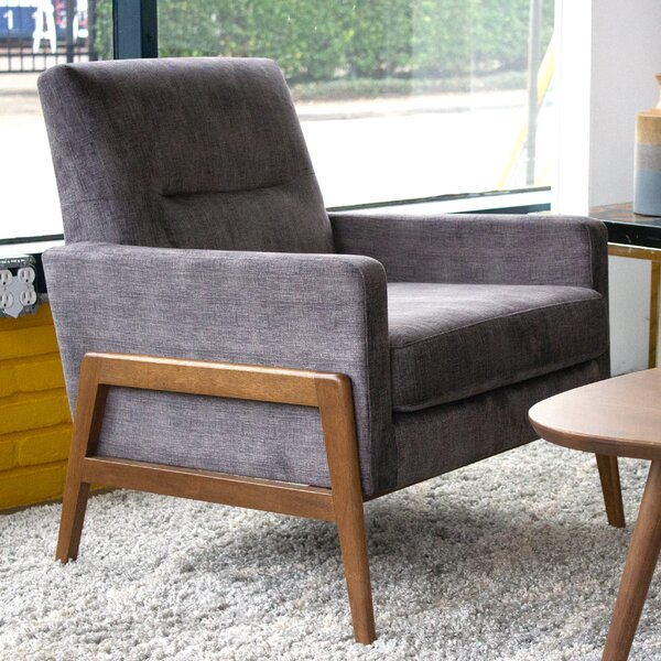 Advika Armchair by Union Rustic