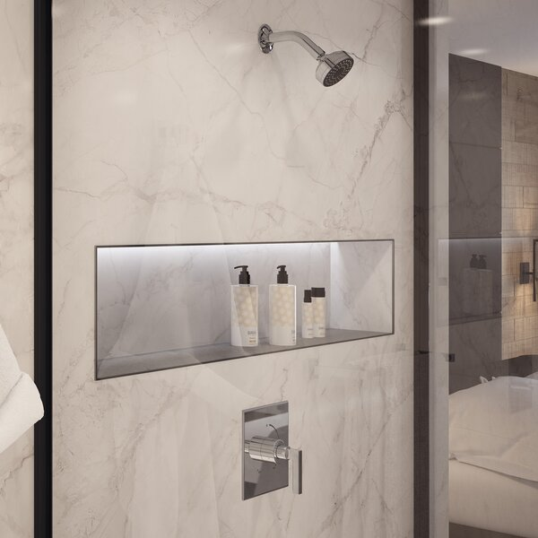 Duro Shower Faucet Trim with Lever Handle by Symmons Symmons
