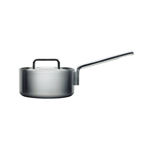 Tools 2-qt. Saucepan with Lid by Iittala