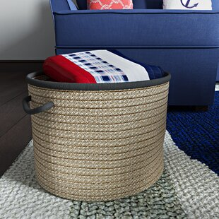 Seal Harbor Utility Basket by Breakwater Bay