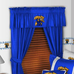 NCAA 88 Kentucky Wildcats Curtain Valance by Sports Coverage Inc.