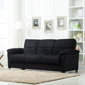 Best Zipcode Design Melisa Fabric Storage Sleeper Sofa
