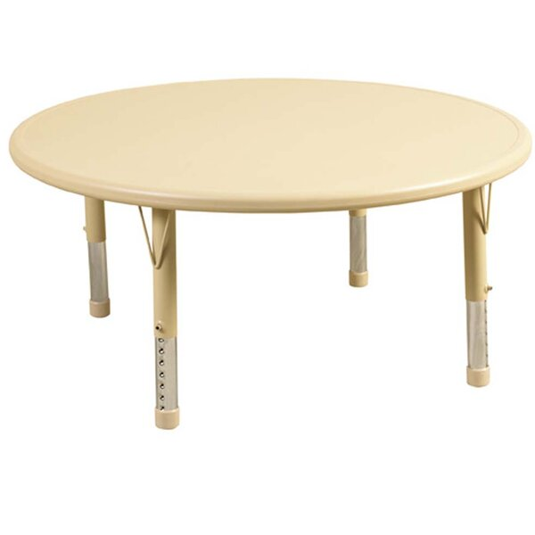 Classroom Circular Activity Table by Offex