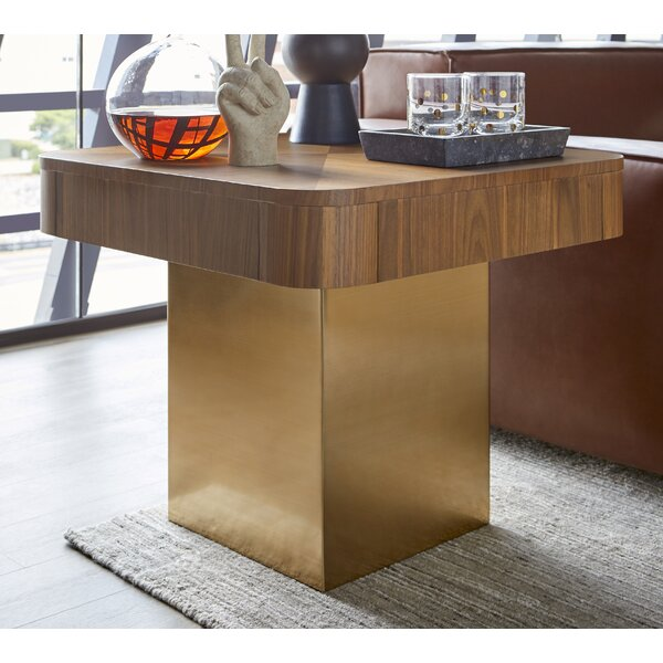 Bobby Berk Saxo End Table By A.R.T. Furniture by Bobby Berk + A.R.T. Furniture Bobby Berk + A.R.T. Furniture