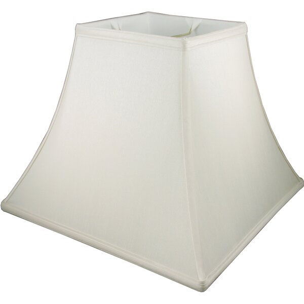 8 Faux Silk Bell Lamp Shade by American Heritage Lampshades