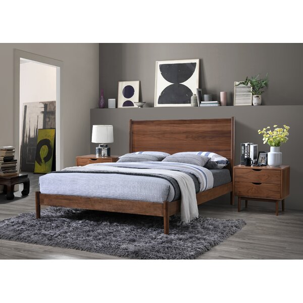 Hibbs Platform Bed by George Oliver