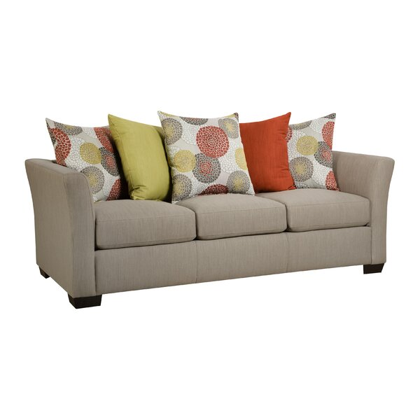 Simmons Upholstery Roulston Sofa by Red Barrel Studio