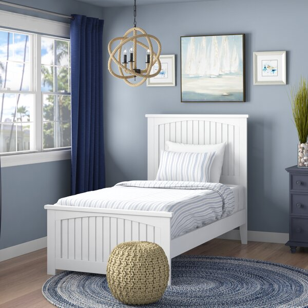 Graham Standard Bed by Beachcrest Home