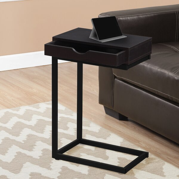 Encino End Table By Ebern Designs