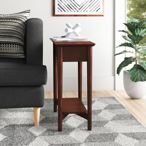 Ali End Table With Storage By Zipcode Design