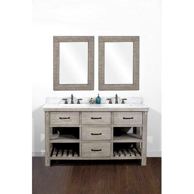 Laurel Foundry Modern Farmhouse Double Bathroom Vanity Set Vanities