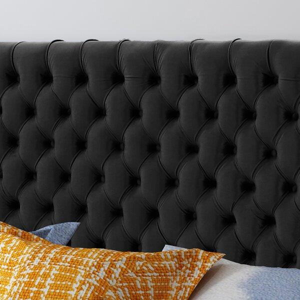 Loretta Upholstered Panel Headboard by Willa Arlo Interiors