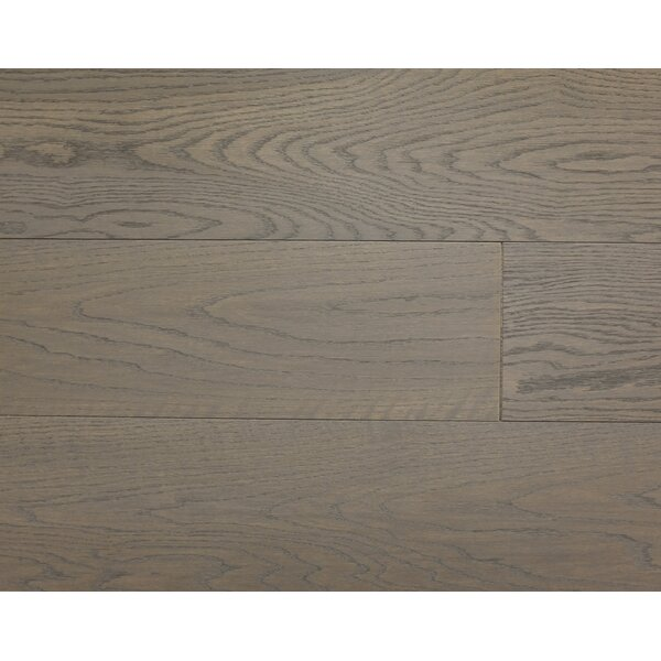 Rustic Old West 7 Engineered White Oak Hardwood Flooring in Desert Shadow by Albero Valley