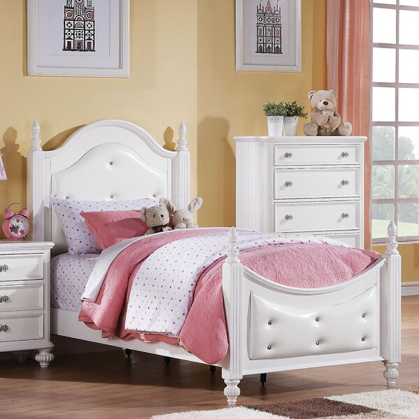 Schermerhorn Panel Bed by Harriet Bee