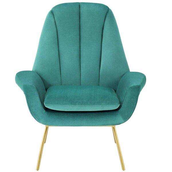 Arnulfo Lounge Chair by Everly Quinn