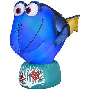 disneys dory from finding nemo christmas inflatable - Finding Nemo Christmas Decorations