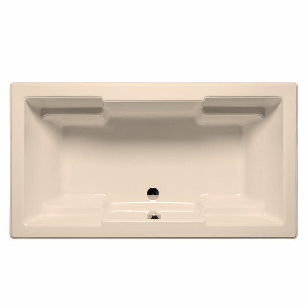 Laguna 72 x 36 Air/Whirlpool Bathtub by Malibu Home Inc.