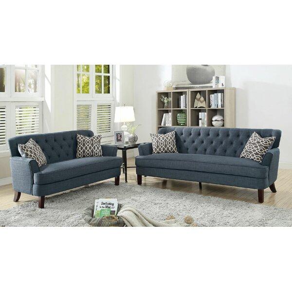 Westerlund 2 Piece Living Room Set by Winston Porter