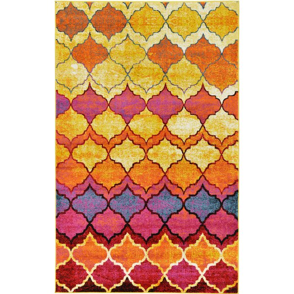 Columbus Area Rug by Bungalow Rose