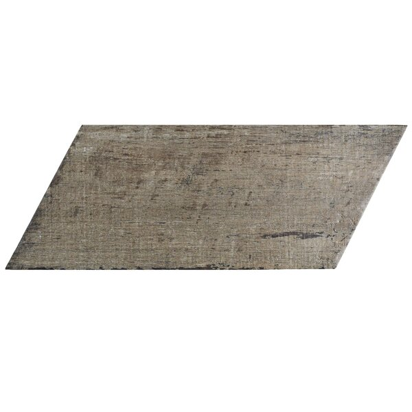 Rama 7.13 x 16.68 Porcelain Wood Look Tile in Terra by EliteTile