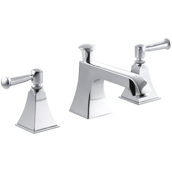 Memoirs Widespread Bathroom Faucet with Drain Assembly by Kohler