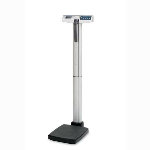 Physician Digital Scale, Gray Silver by Health o Meter
