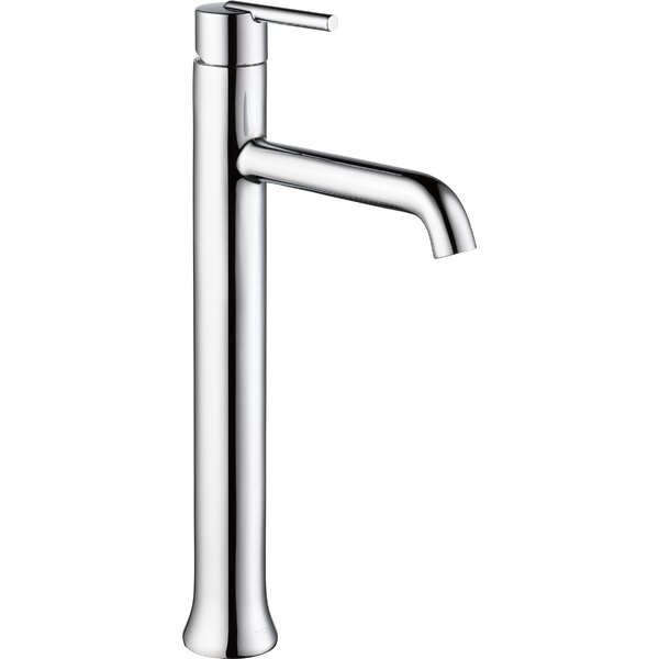 Trinsic® Vessel Sink Bathroom Faucet and Diamond™ Seal Technology by Delta