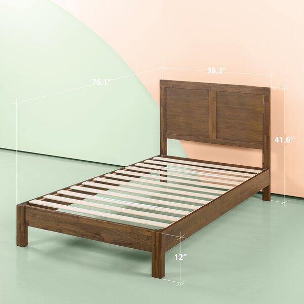 Beacsfield Platform Bed by Brayden Studio