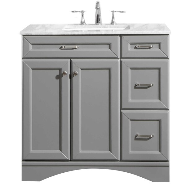 Jonina 36 Bathroom Vanity Set by Willa Arlo Interiors