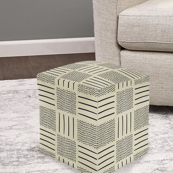 Bachus Pouf by Foundry Select