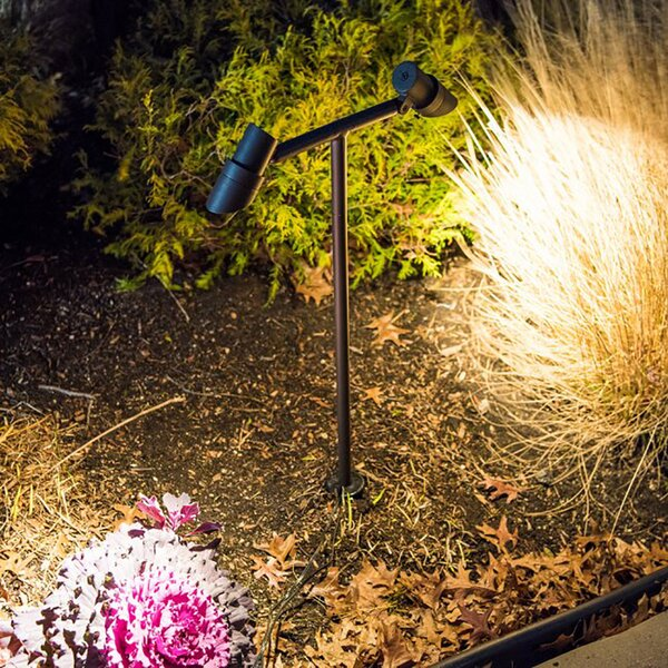 Mini Accent 2 Light LED Pathway Light by WAC Lighting