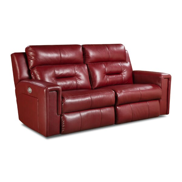 Excel Reclining Loveseat by Southern Motion