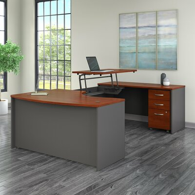 Tresanti Adjustable Desk Wayfair