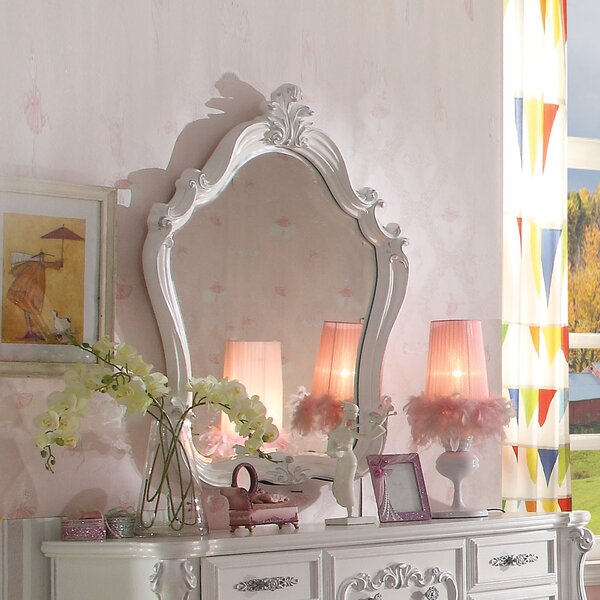 Welton Arched Dresser Mirror by Astoria Grand