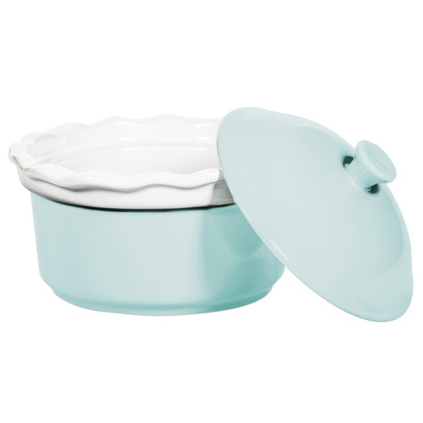 Round Non-Stick Bright Casserole by Home Essentials and Beyond