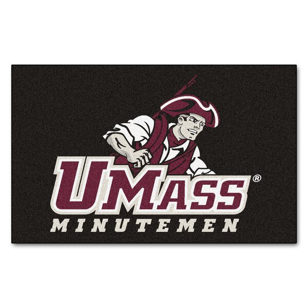 Collegiate NCAA University of Massachusetts Doormat by FANMATS