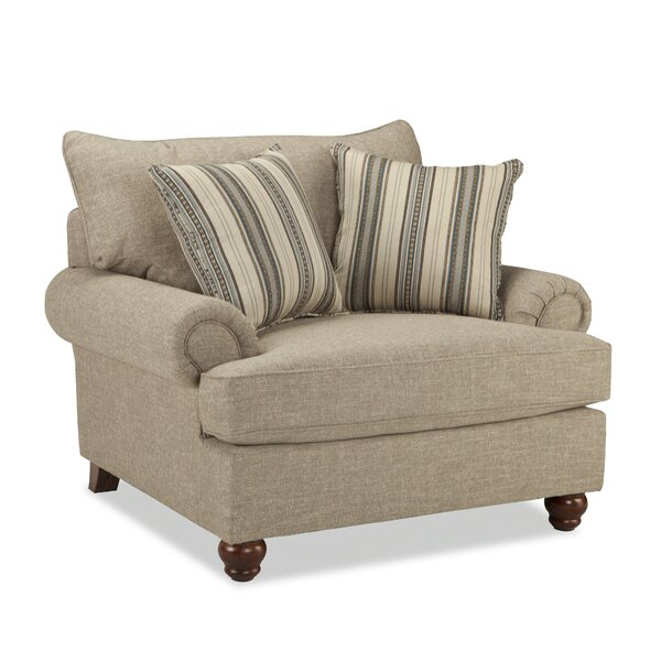 Tolliver Armchair by Craftmaster