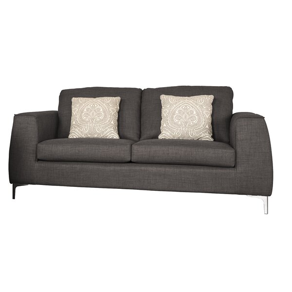 Welted Arm Sofa by Fornirama