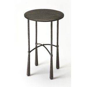Industrial Chic End Table ..