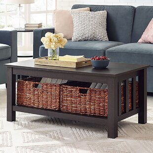 Looking for Denning Storage Coffee Table by Andover Mills
