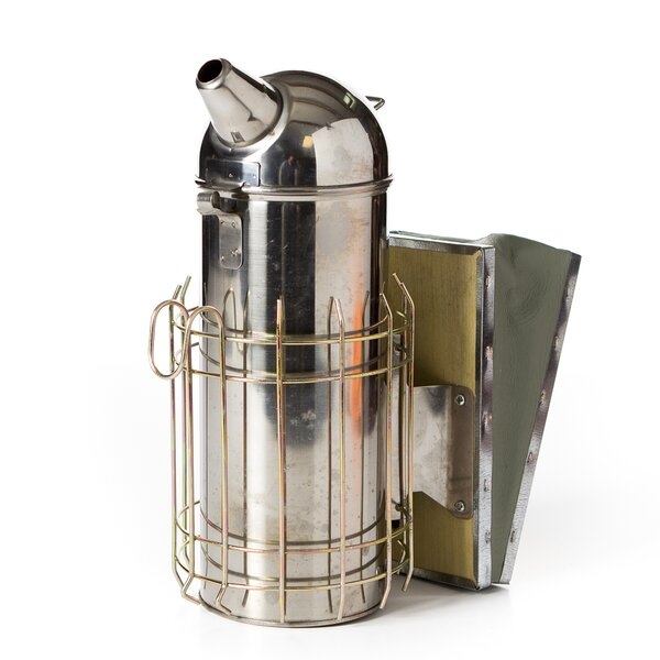 Borders Unlimited Heavy-Duty Beekeeper Smoker by Borders Unlimited