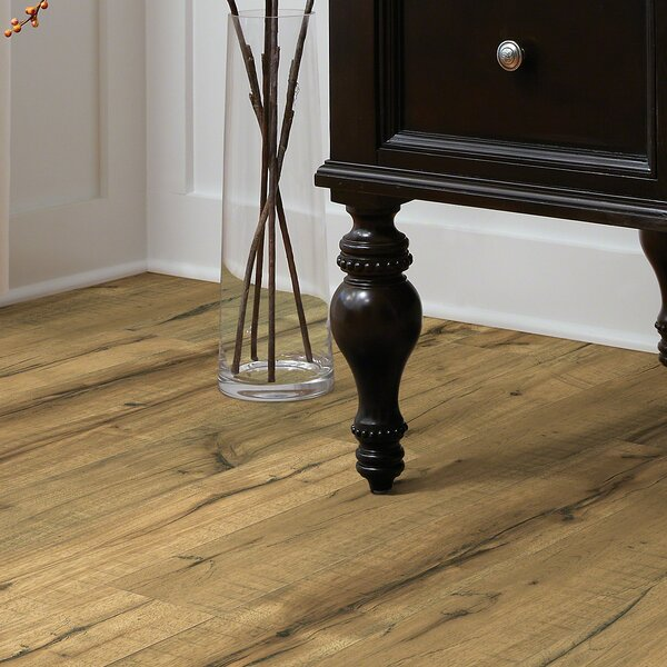 Milbank Hickory 5 x 51 x 12mm Laminate Flooring in Emery Hickory by Shaw Floors