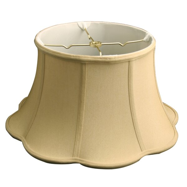 Timeless 19 Silk Bell Lamp Shade by Royal Designs