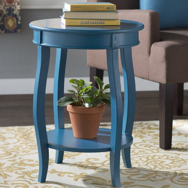 Callan End Table With Storage By Andover Mills