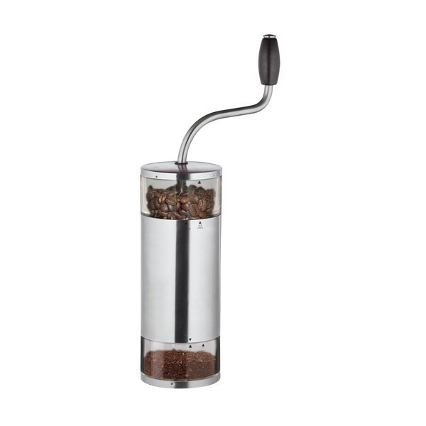 Lima Stainless Steel Coffee Grinder by Frieling