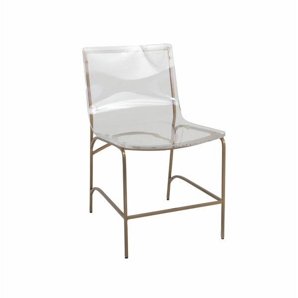 Penelope Side Chair in Clear by Gabby Gabby