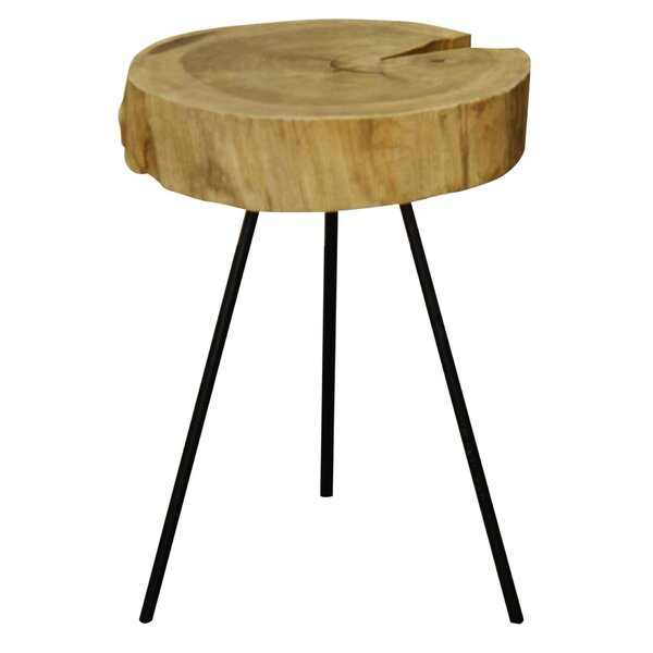 Thornburg End Table by Union Rustic